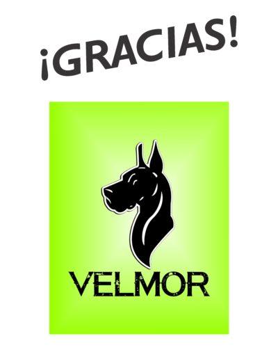 Lonas logos gracias10 VERMOR