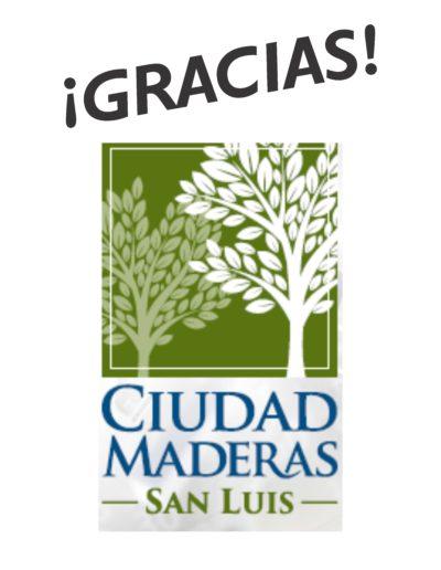 Lonas logos gracias15 MADERAS