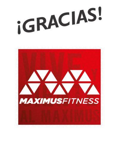 Lonas logos gracias30 MAXIMUS