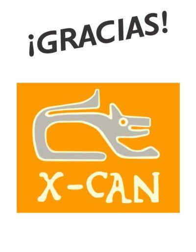 Lonas logos gracias9 XCAN