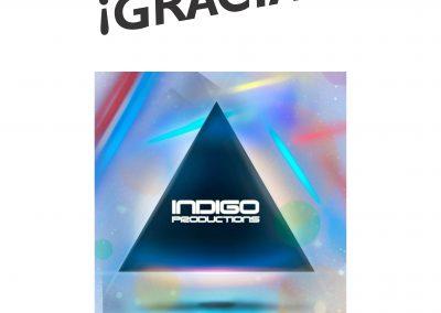 Lonas logos gracias24 INDIGO