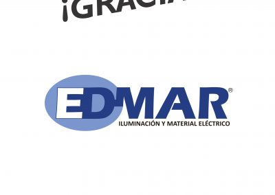Lonas logos gracias4 EDMAR