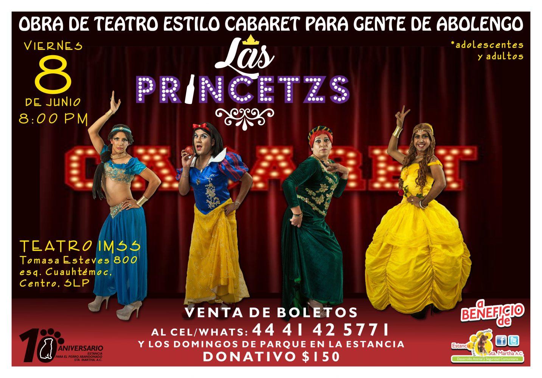 poster princes OK