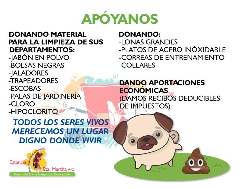 APOYA ARTICULOS DE LIMPIEZA