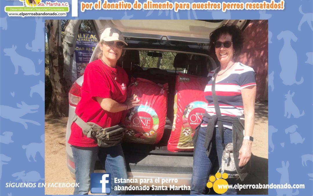 Donativo de International Friendship Club SLP